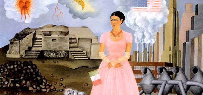 Frida Kahlo Artpil