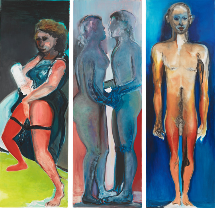 Marlene Dumas / Myths and Mortals – ARTPIL