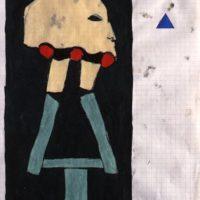 Max-Neumann-Sans--titre-7-juillet-1996-gouache-sur-papier-29