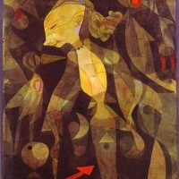 Paul-Klee-A-Young-Ladys-Adventure-1921
