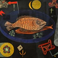 Paul-Klee-Around-the-Fish-1926