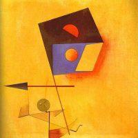 Paul-Klee-Conqueror-1930