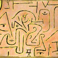 Paul-Klee-Contemplating-1938