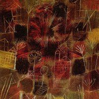 Paul-Klee-Cosmic-Composition-1919