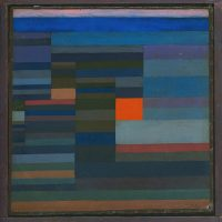 Paul-Klee-Fire-in-the-Evening-1929