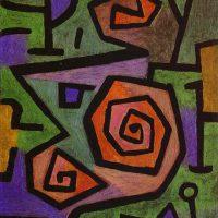 Paul-Klee-Heroic-Roses-1938