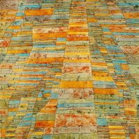 Paul-Klee-Highway-and-Byways-1929