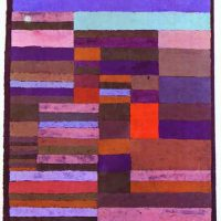 Paul-Klee-Individualized-Altimetry-of-Stripes-1930