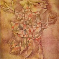 Paul-Klee-Little-Jester-in-a-Trance-1929