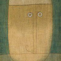 Paul-Klee-Mask-of-Fear-1932