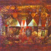 Paul-Klee-Nocturnal-Festivity