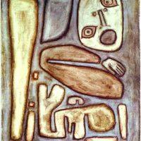 Paul-Klee-Outburst-of-Fear-1939
