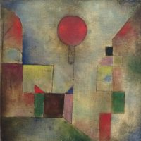 Paul-Klee-Red-Balloon-1922