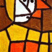 Paul-Klee-Woman-in-Peasant-Dress-1940