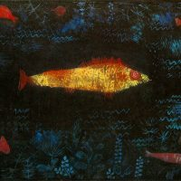 Paul-Klee-the-goldfish-1925