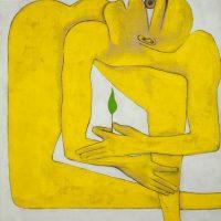 Seed--1991--Tempera-on-linen