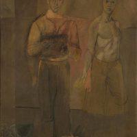 Two-Standing-Men-1938