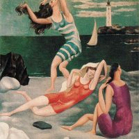 bathers-1918